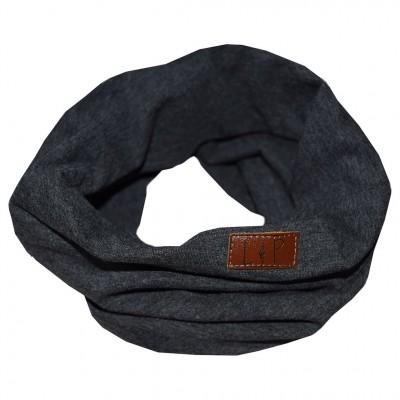 Foulard anneau charcoal LP