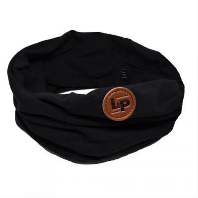 Foulard anneau noir uni LP