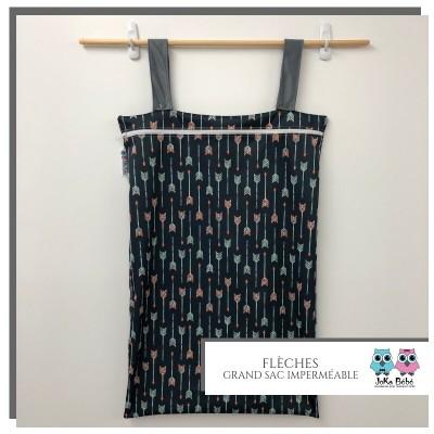 Grand sac pour couches souillées Flèche Joka
