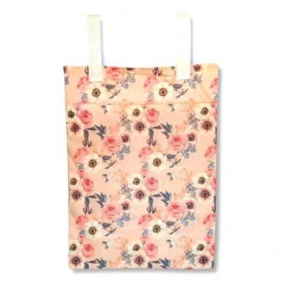 Grand sac pour couches souillées Bouquet
