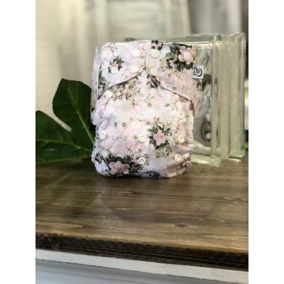 Couche lavable à poche 2.0 Marie-Antoinette Mme&Co (8-38 lbs)