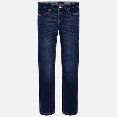 Jeans foncé  slim fit Mayoral