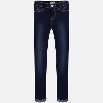 Jeans skinny très foncé Mayoral