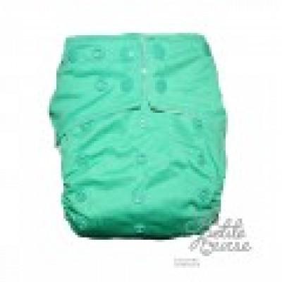Couche lavable à poche La Petite Ourse Gazon (10-35 lbs)