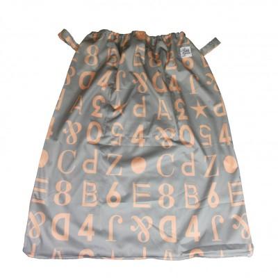 Grand sac pour couches souillées lettre La Petite Ourse