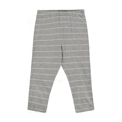 Doux Murmure legging rayé gris Blü