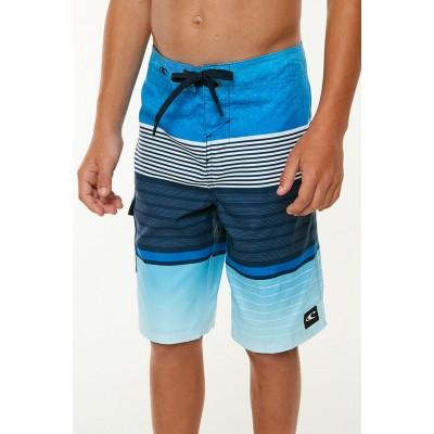Boardshort bleu rayé O'Neill