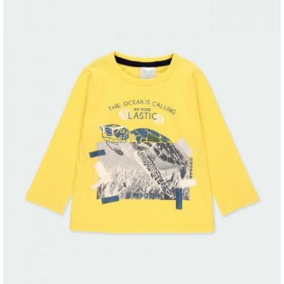 Chandail jaune Boboli