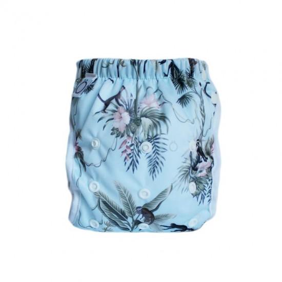 Couche-maillot lavable Paradise Omaîki