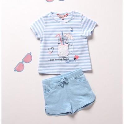 Ensemble short/t-shirt Boboli