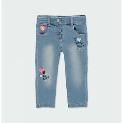 Jeans jegging fille Boboli