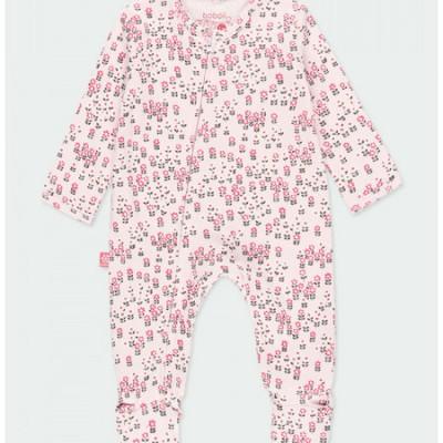 Pyjama motif rose Boboli