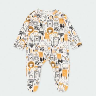 Pyjama motif  jaune Boboli