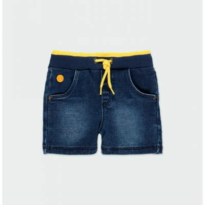 Bermuda en jeans foncé Boboli