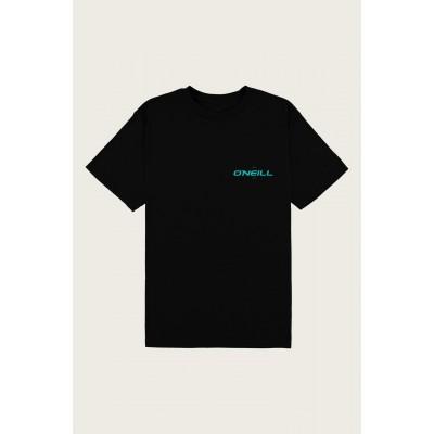 T-shirt noir tendance O'Neill