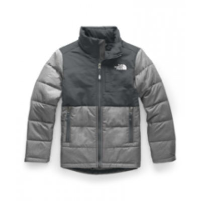 Manteau isotherme gris North Face