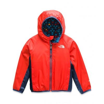 Manteau mi-saison  réversible rouge North Face