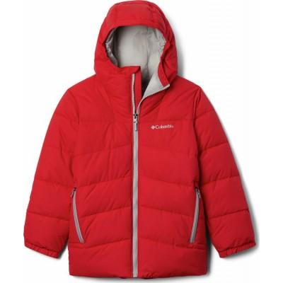 Manteau hiver rouge Columbia