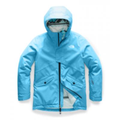 Manteau hiver bleu North Face
