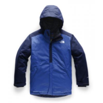 Manteau hiver bleu/marine North Face