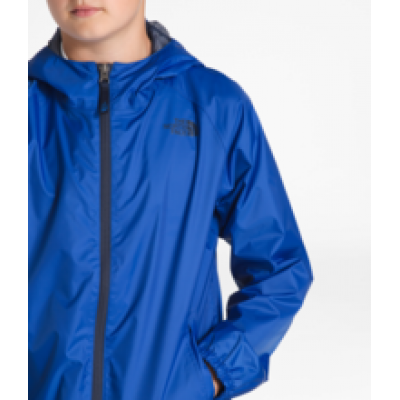 Manteau imperméable bleu royal North Face