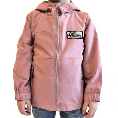Manteau mi-saison rose LP