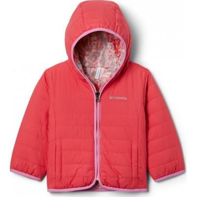 Manteau mi-saison rose Columbia