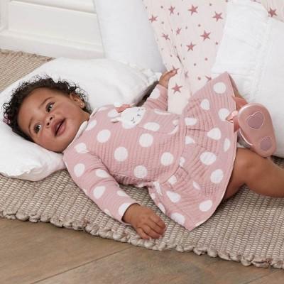 Robe motif pois bébé Mayoral