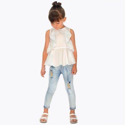 Jeans fantaisie Mayoral