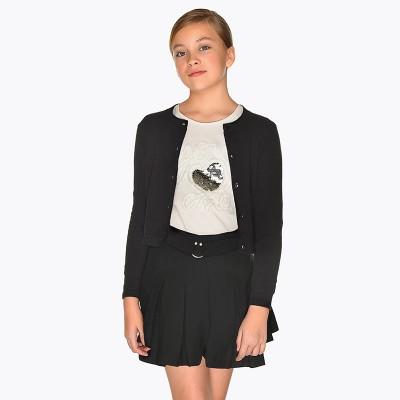 Jupe culotte noire Mayoral