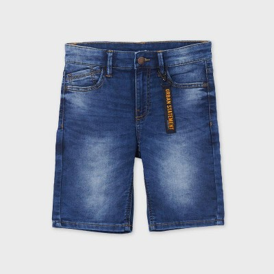 Bermuda en jeans bleu 6293 Mayoral
