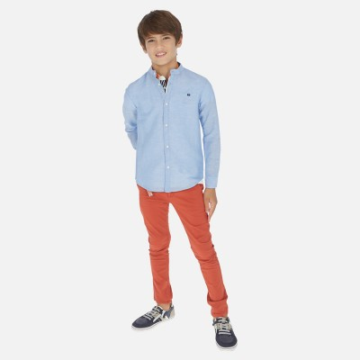 Pantalon orangé Mayoral