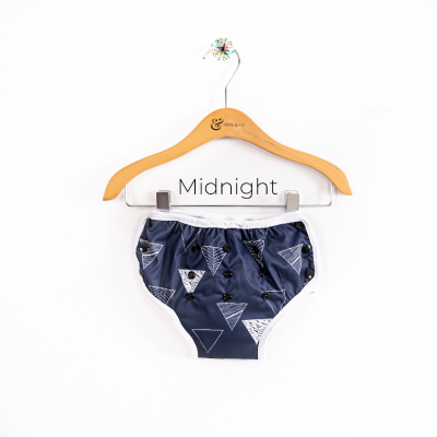 Culotte entraînement à la propreté jour Midnight Mme&Co