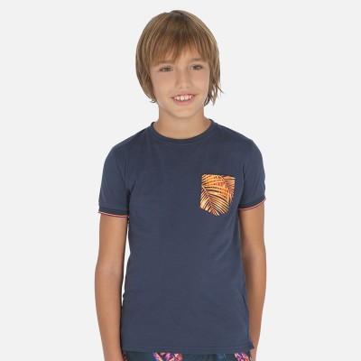 T-shirt  avec poche Mayoral