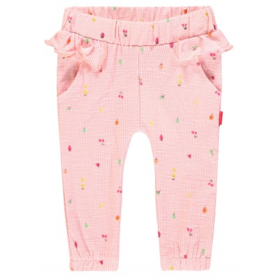 Pantalon rose motif Noppies