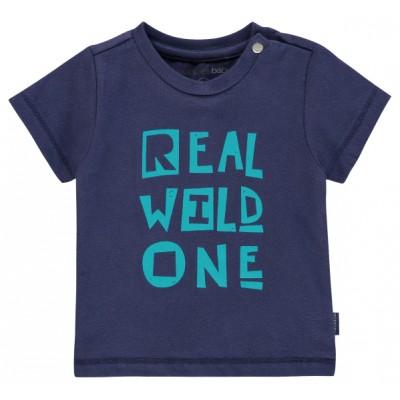 T-shirt marine bébé Real Wild One Noppies