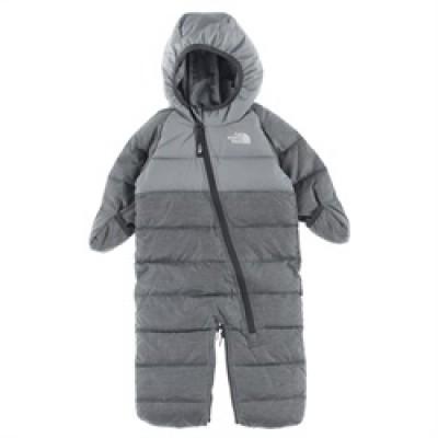 Habit neige une pièce grise (unisexe) North Face