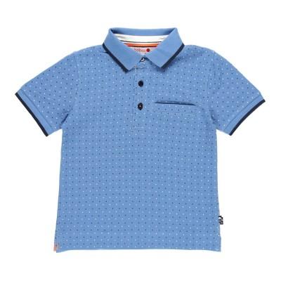 Polo bleu Boboli