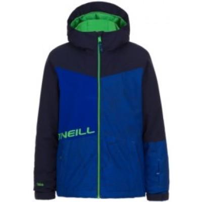 Habit neige (manteau) bleu O'Neill (8-16 ans)