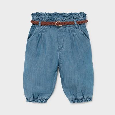 Jeans bébé fille Mayoral