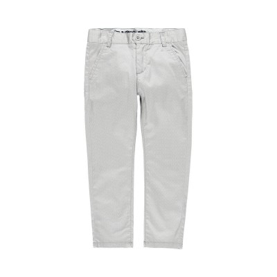 Pantalon gris beige Boboli