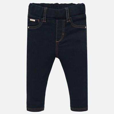 Pantalon legging jeans bébé Mayoral