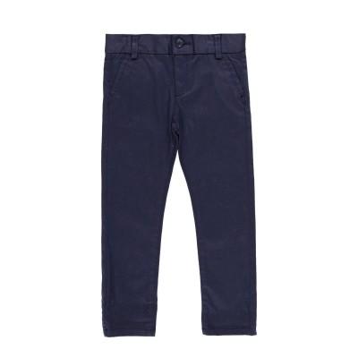 Pantalon marine Boboli