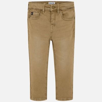 Pantalon taupe garçon Mayoral