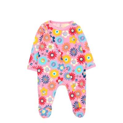 Pyjama rose fleur Boboli