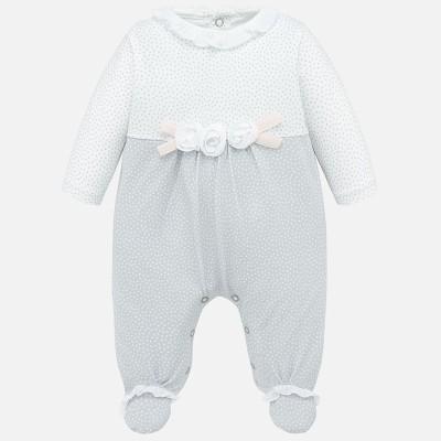 Pyjama shell gris Mayoral