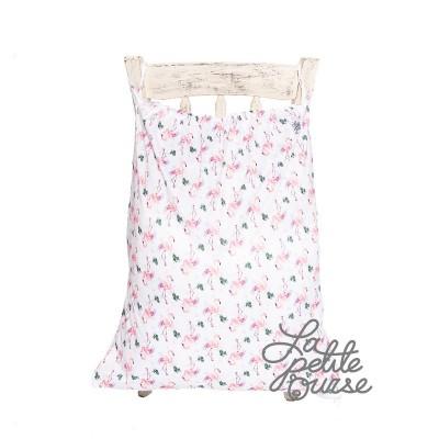 Grand sac pour couches souillées flamand La Petite Ourse