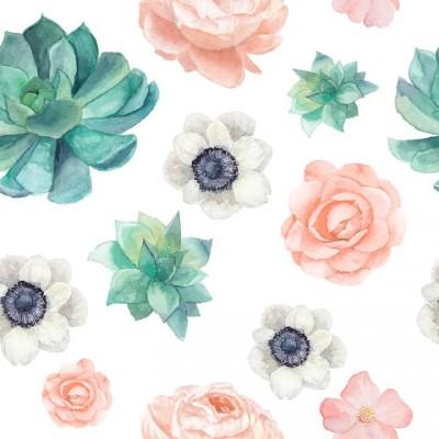 Grand sac pour couches souillées  Floralie Mme&Co
