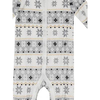 Pantalon de neige bleu gris North Face