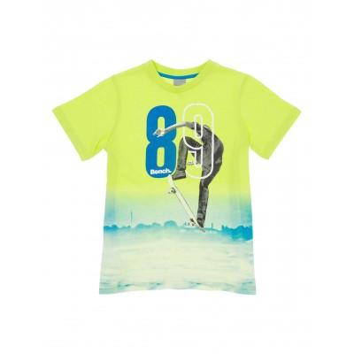 T-shirt lime Bench